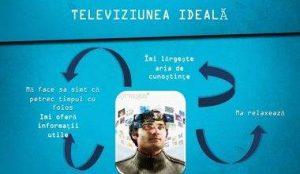 Televiziunea ideala pentru romani